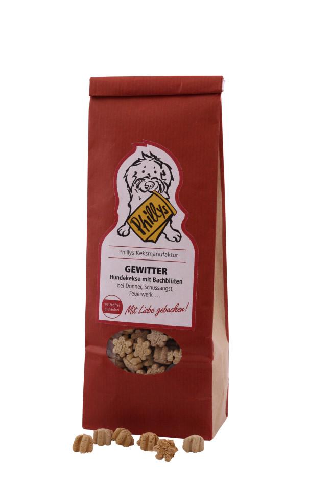 Phillys Bachblütenkekse - schmecken gut und werden deshalb gerne angenommen,