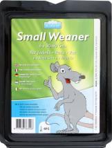 Kleine Weaner Ratte, 30-60 g, 5 Stück für Greifvögel