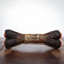 Kauknochen Lachs, 13,5 cm für Hunde