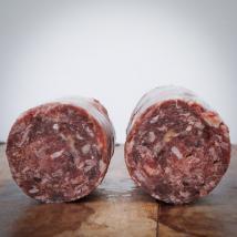 Mageres Muskelfleisch vom Rind, gewolft, ZOO, 1000 g für Hunde