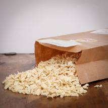 Pastinakenwürfel für Greifvögel 1000g