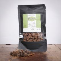 Phillys Fleisch Mini´s - Huhn, 80 g für Katzen