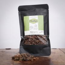Phillys Fleisch Mini´s - Känguru, 80 g für Katzen