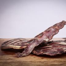 Reh Spare-Ribs getrocknet, Natur, 1000 g für Hunde