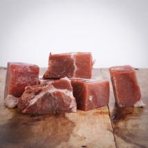 Gulasch vom Rind, 250 g für Katzen