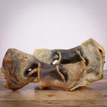 Rindernasen ganz mit Knorpel für Hunde