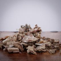 Straußenfleisch gefriergetr., 80 g