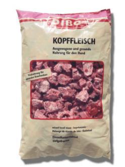 DIBO-Kopffleisch, 2000g für Hunde