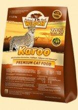 Karoo, Kaninchen und Geflügel, 3 kg für Katzen