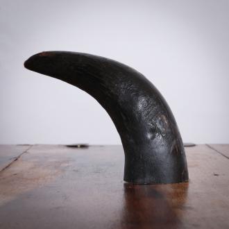 Büffelhorn, 12-15 cm, 1 Stück für Hunde