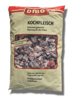 DIBO-Kochfleisch, 2000g für Hunde