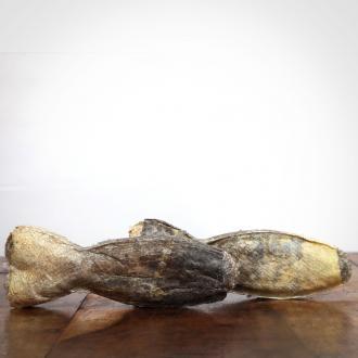 Kauknochen Dorsch, 12 cm für Hunde