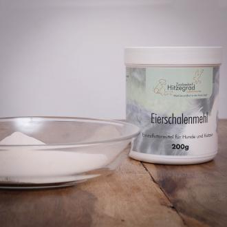 Eierschalenmehl für Hunde 1000g