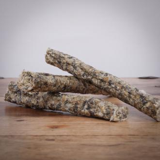 Kabeljau-Sticks, getr., 100 g für Hunde