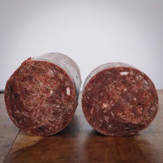 Muskelfleisch vom Feldhasen, 1000 g für Greifvögel