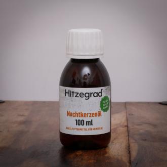 Nachtkerzenöl, 100ml für Greifvögel