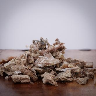 Straußenfleisch gefriergetrocknet, 80 g