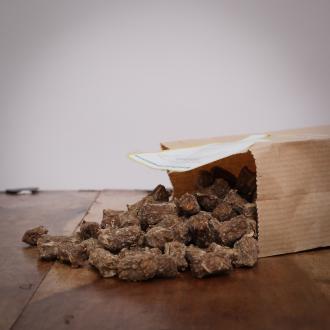 Trockenfleisch vom Rind,True Love für Hunde 1000g