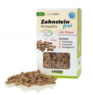 Zahnstein-frei Keks mini, 190 g für Hunde