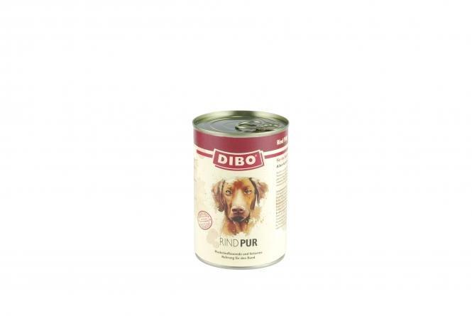 PUR Rindfleisch, 400g für Hunde