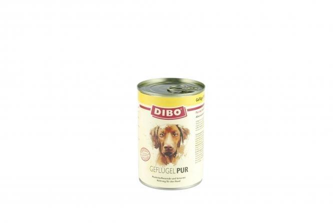 PUR Geflügel, 400g für Hunde