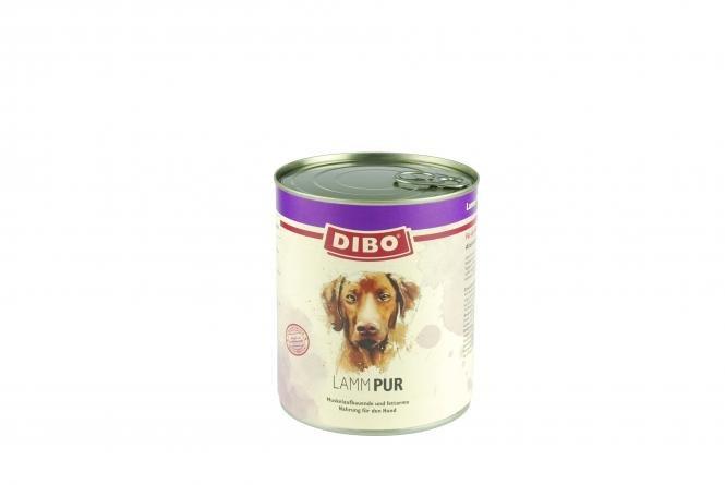 PUR Lamm, 800g für Hunde 1 Dose