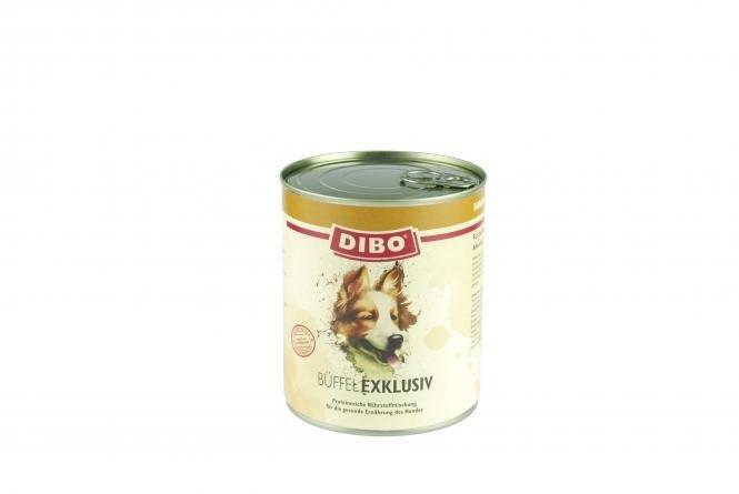 Büffel PUR Exklusiv, 800g für Hunde