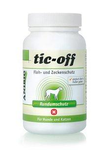 Anibio tic-off, 140 g für Katzen