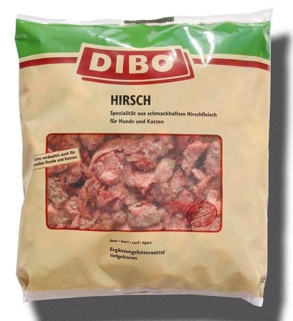 DIBO-Hirsch, 1000g für Hunde