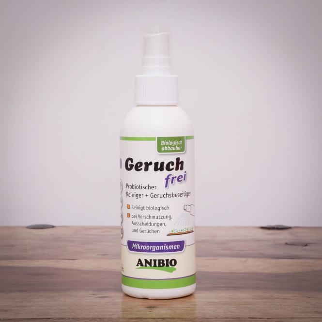 Anibio Geruch-frei, 150 ml für Hunde