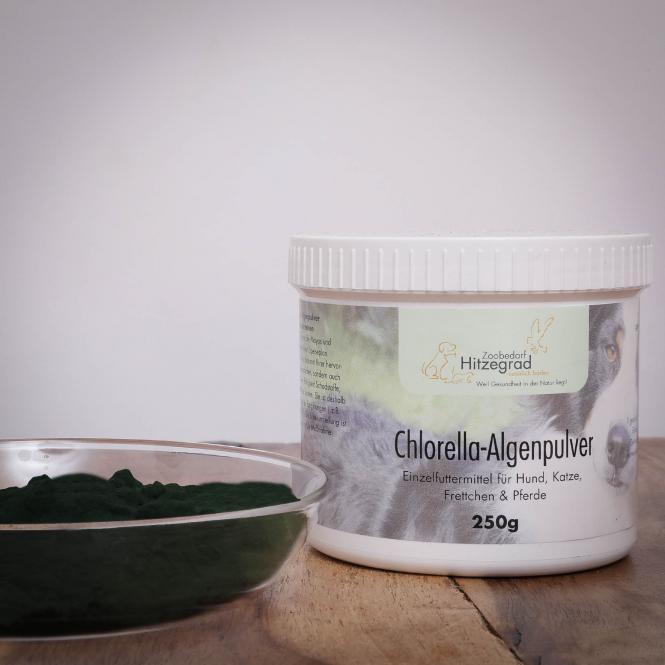 Chlorella für Hunde 250g