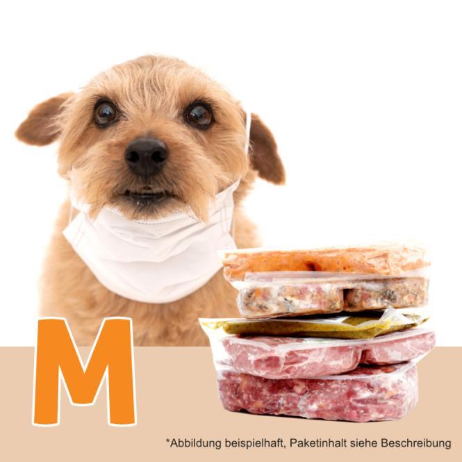 Corona Hilfspaket Hund M, 18 kg
