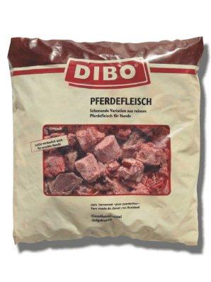 DIBO-Pferdefleisch, 1000g für Hunde
