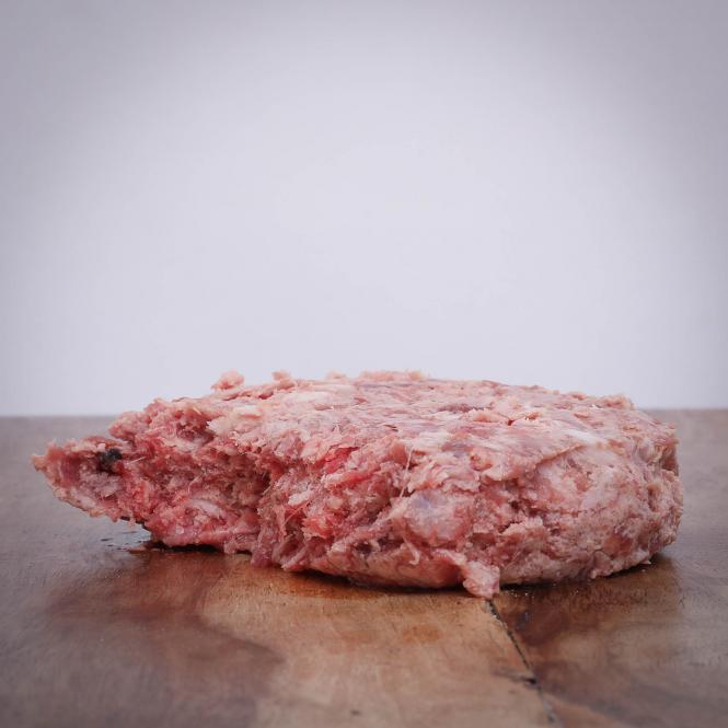 Gänsefleisch mit Knochen, Gourmet, gew., 500 g für Katzen