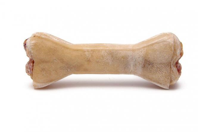 Kauknochen Pferd, 12 cm
