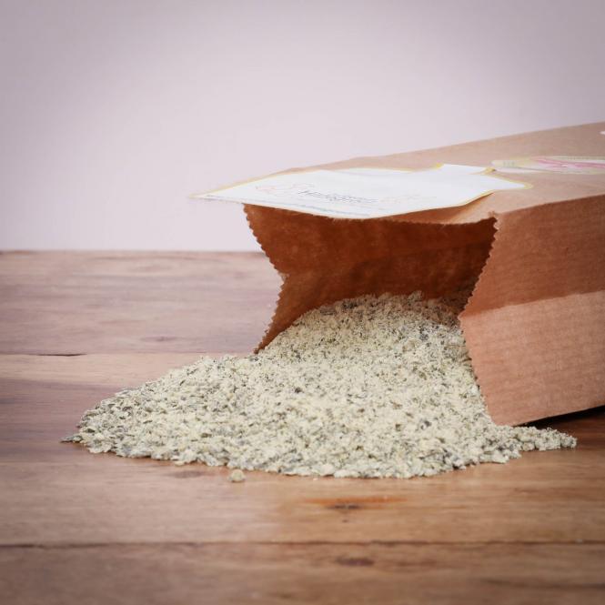 Kürbiskerne geschrotet, 250 g für Katzen