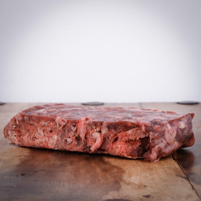 Muskelfleisch wie gewachsen, Premium, 500 g für Hunde