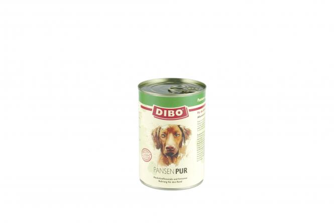 PUR Pansen/Blättermagen, 400g für Hunde Sparpaket 6 Dosen