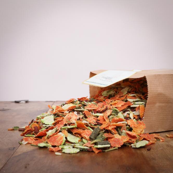 hitzegrad Premium Gemüse Mix für Hunde 500g