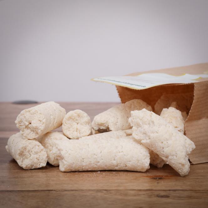 Premium Kokosleckerlies, 250 g für Hunde
