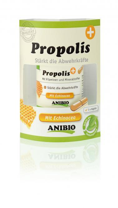 Propolis, 60 Kapseln für Hunde