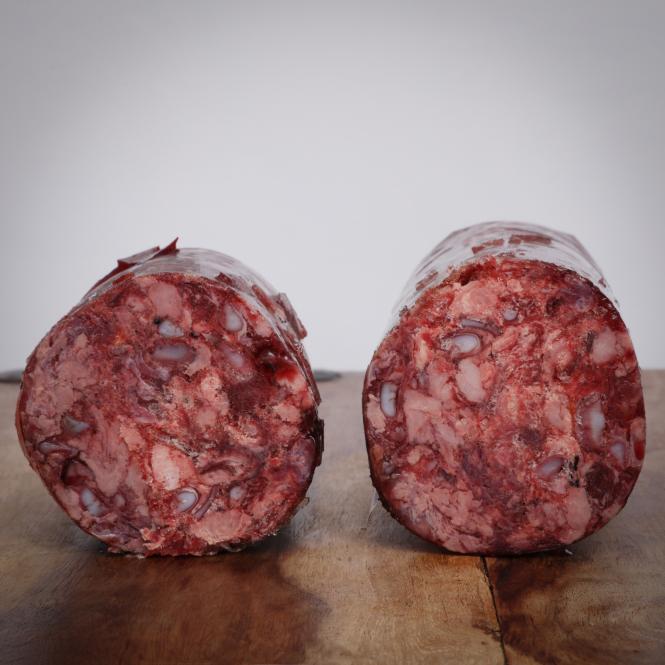 Rindfleisch mit Knorpel, Züchter, 1000 g für Katzen