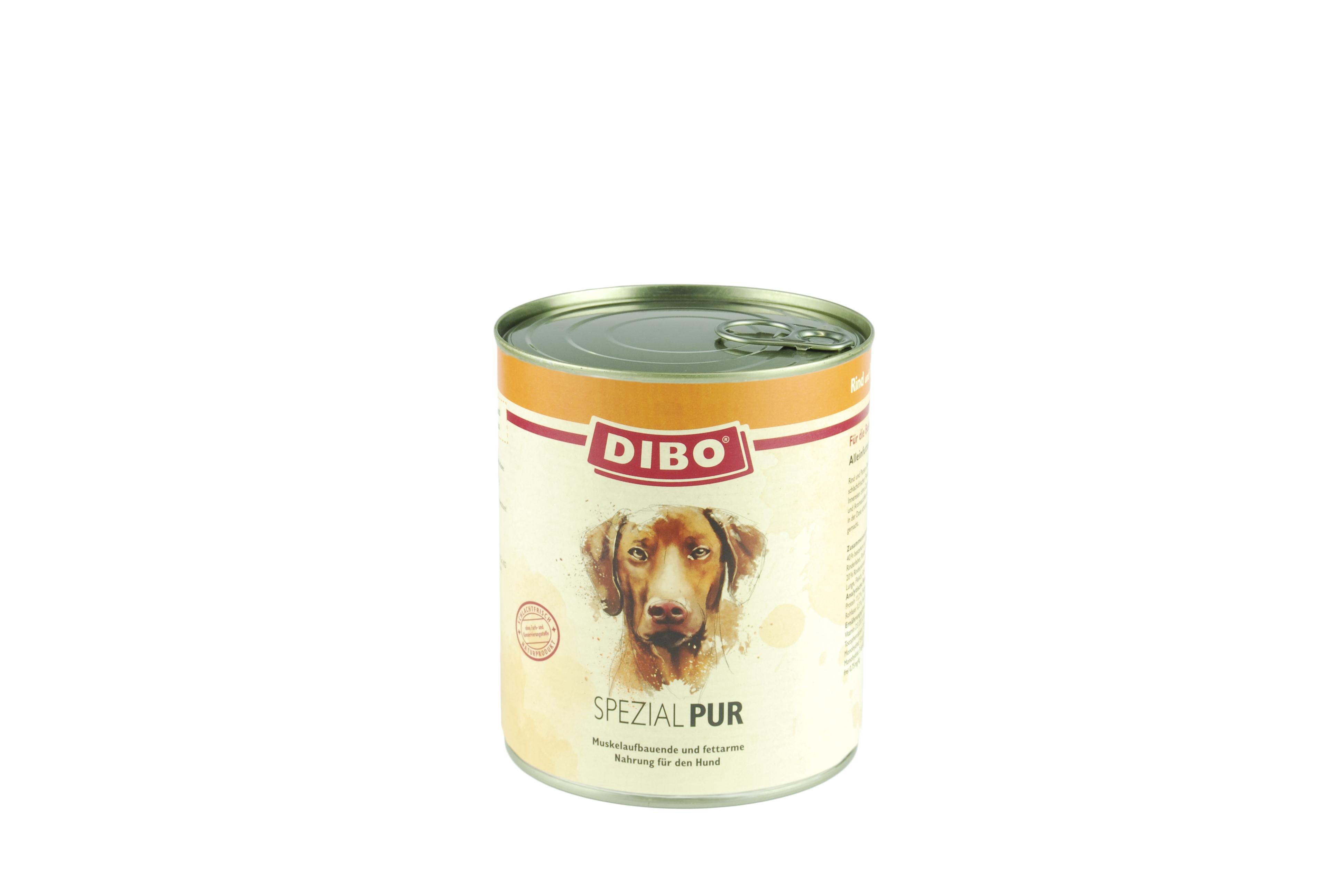 PUR Rind und Geflügel - Ideal, 800g für Hunde
