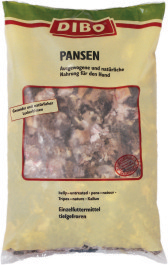 DIBO Pansen, 2000 g für Hunde