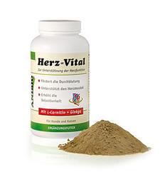 Anibio Herz-Vital  mit L-Carnitin + Ginkgo, 330 g für Katzen