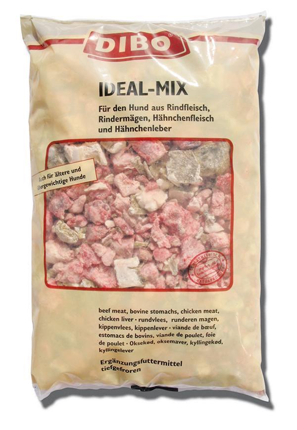 DIBO-Ideal-Mix, 2000g für Hunde