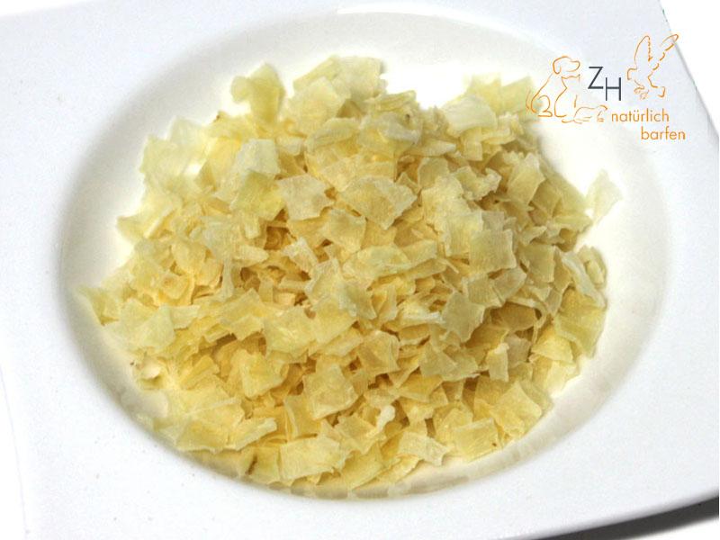 Kartoffelflocken, 250 g für Hunde