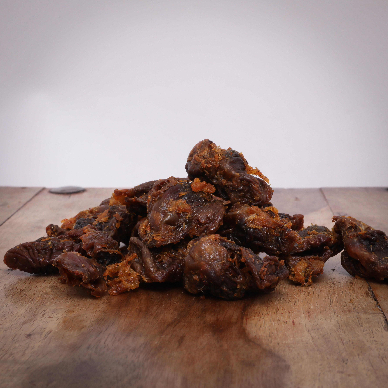 Getrocknete Hähnchenmägen, Premiumqualität, 250 g für Hunde