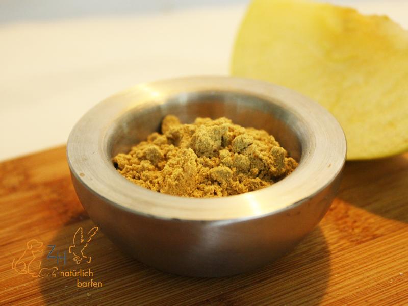 Grünlippmuschelmehl, 250 g