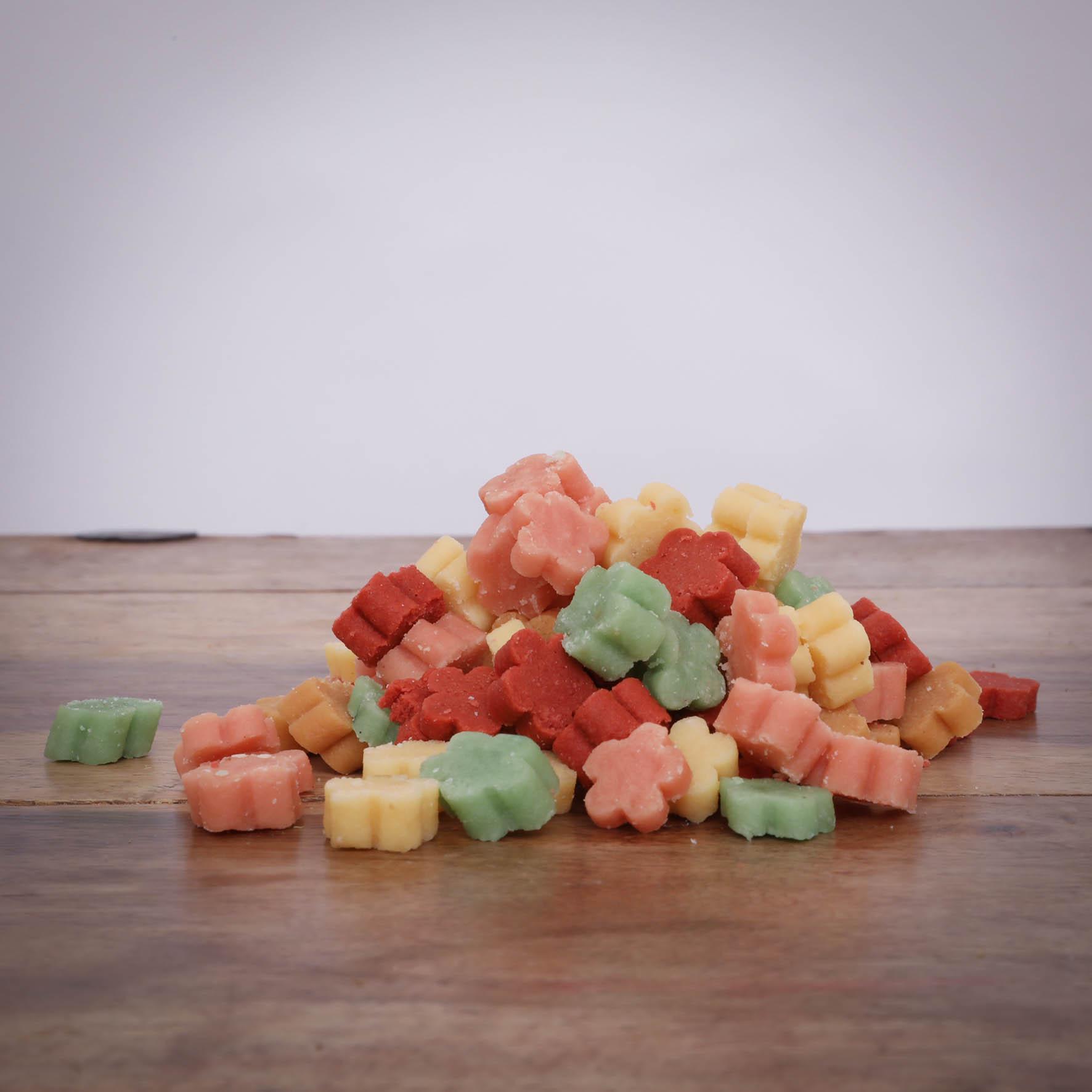 Kartoffel-Früchte Softies, 200 g für Hunde